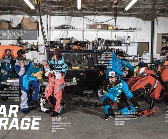 Gear Guide Garage – MSM Issue 14