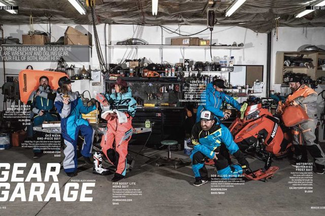 Gear Guide Garage – MSM Issue 14