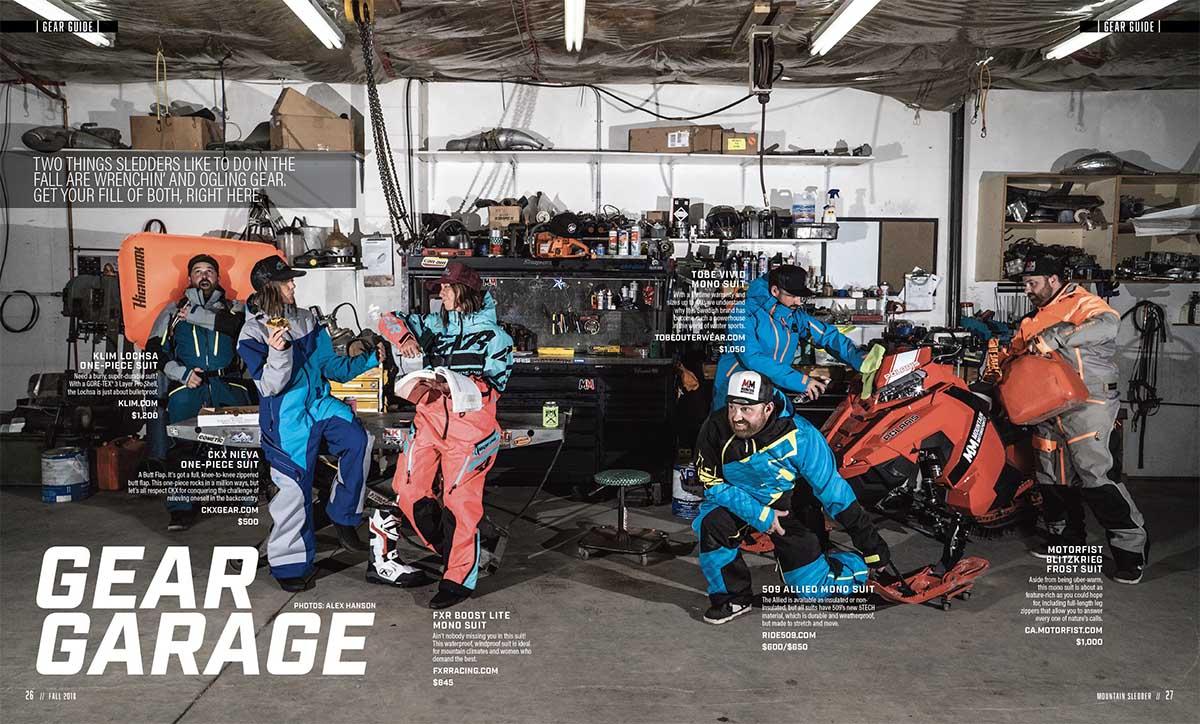 Gear Garage Featured