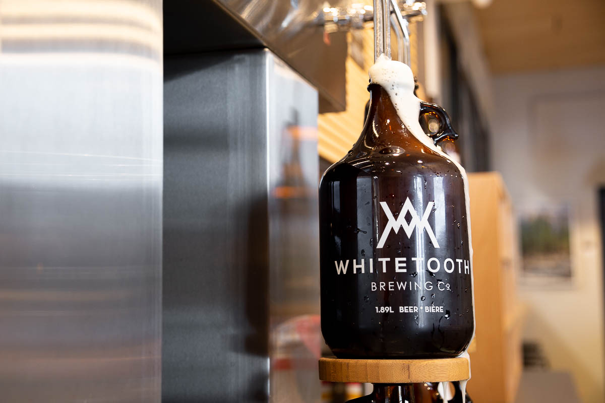 Whitetooth Brewing Co. taps