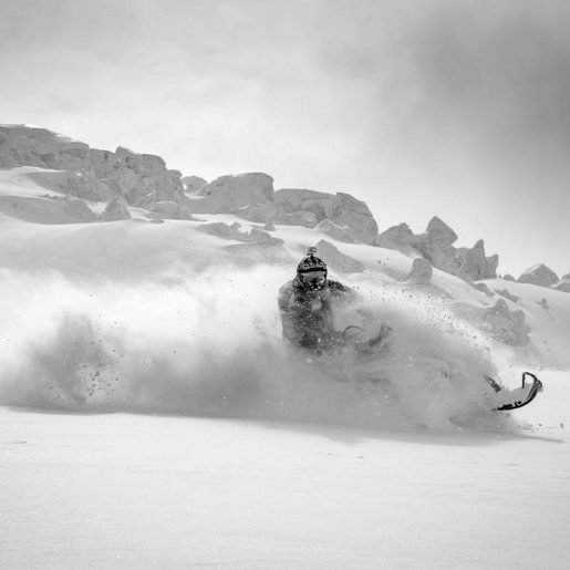 The Essence of the Powder Turn