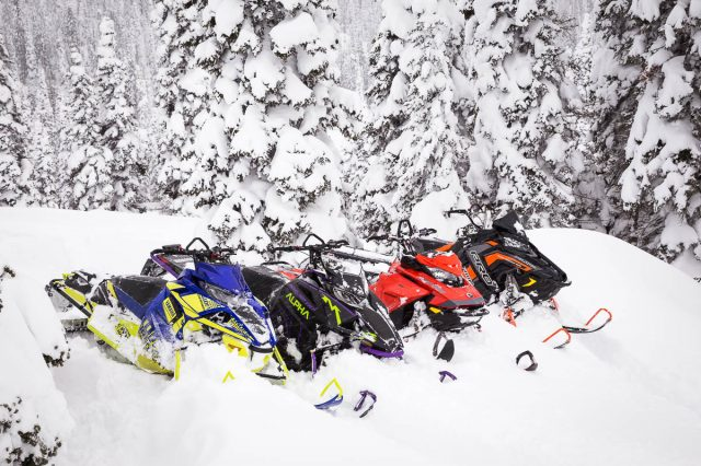 More Snowmobile Sales in Snowy USA than Canada Last Winter