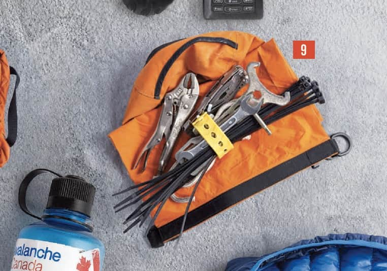 Essential Safety Gear Repair Kit