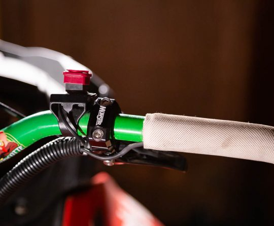 Why the Munster Finger Throttle Can Help Regular Schmucks Like You and Me