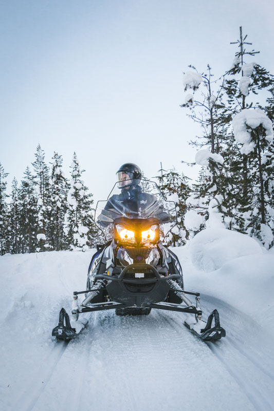 eSled electric snowmobile