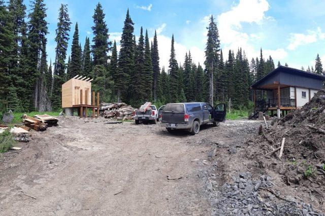 Wrangler's Cabin Update 05