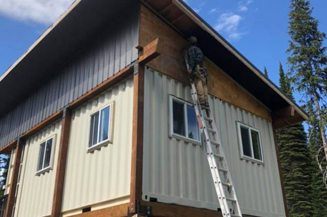 Wrangler's Cabin Update 06