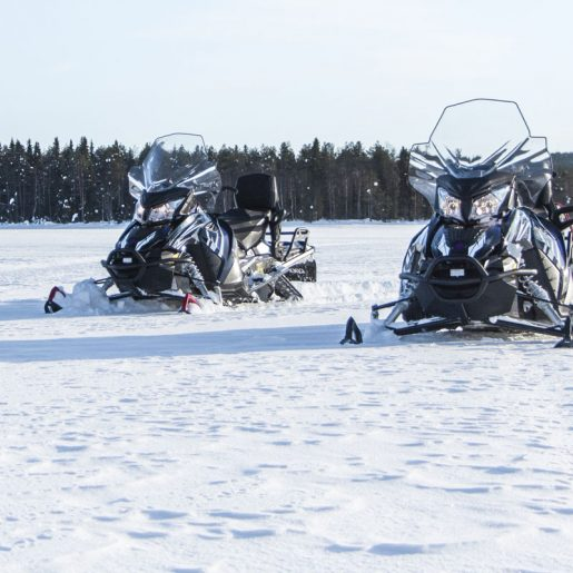 Finnish Company Brings eSled Electric Snowmobile to Market