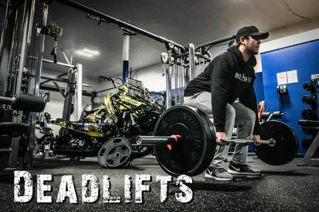 Iron Wars Deadlift