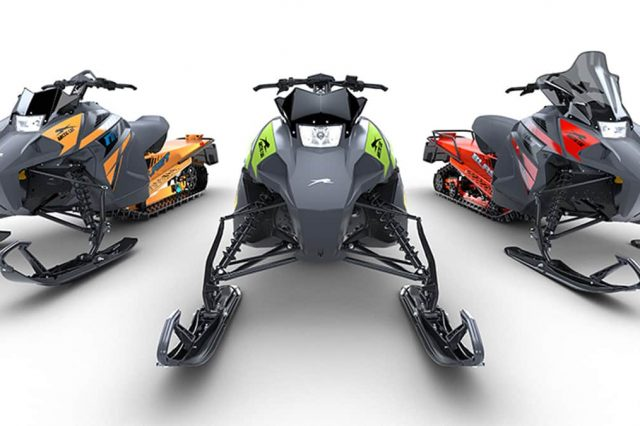 Arctic Cat BLAST Is a New, Mid-Sized Snowmobile for MY2021