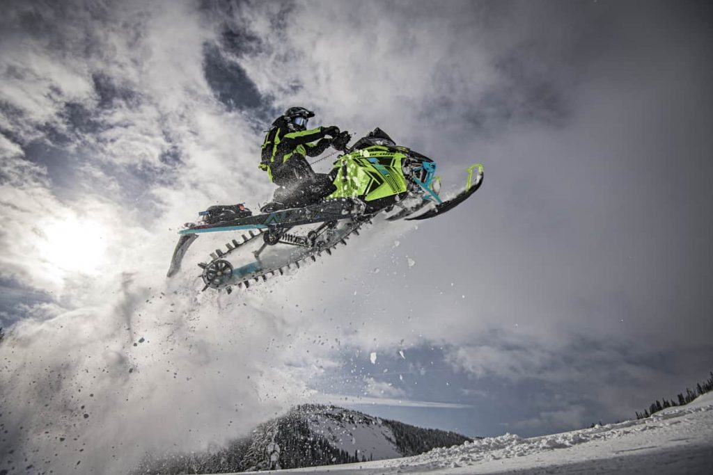 Arctic Cat 2021 Mountain
