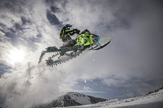 Arctic Cat 2021 Mountain Snowmobile Lineup