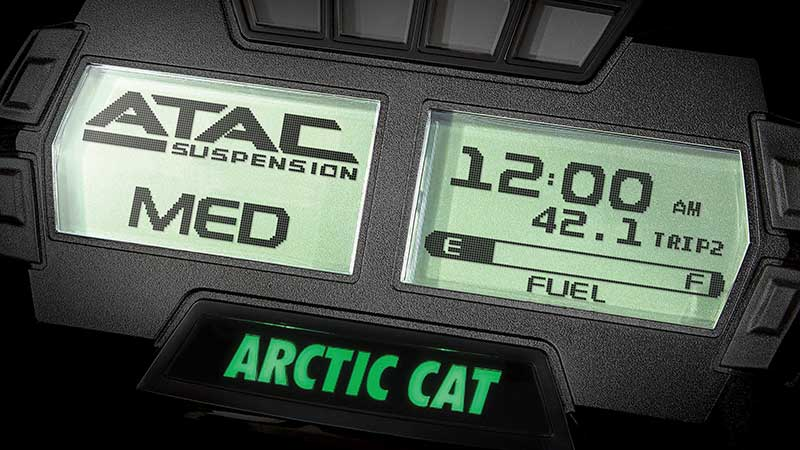 Arctic Cat MY2021 ATAC