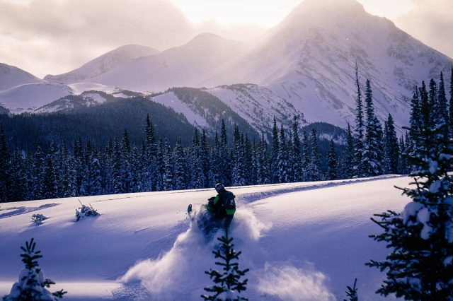 Avalanche Canada Posts First North Rockies Forecast