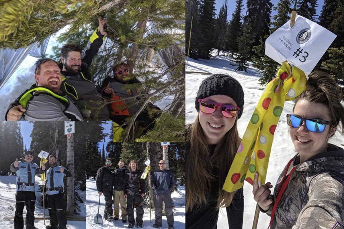 Fernie Gumball Adventure Challenge Set to Take Place in March