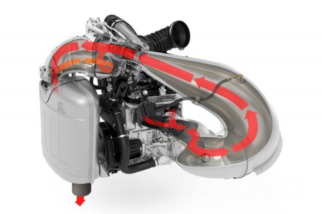 Ski-Doo Summit 850 E-TEC Turbo 03