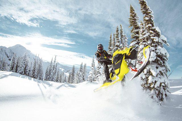 Ski-Doo Summit 850 E-TEC Turbo 10