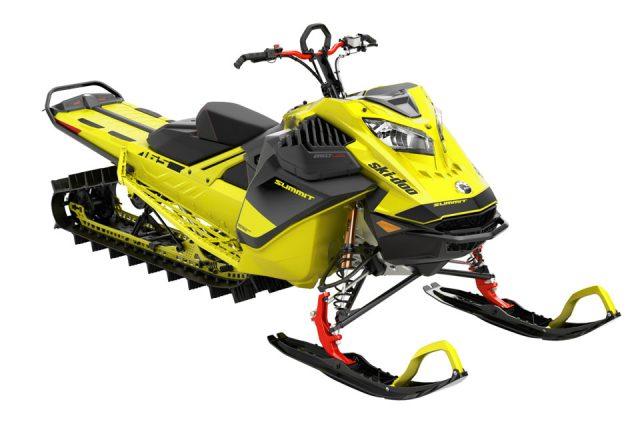 Ski-Doo Summit 850 E-TEC Turbo 11