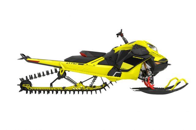 Ski-Doo Summit 850 E-TEC Turbo 12