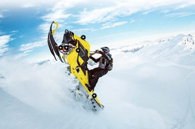 Ski-Doo Summit 850 E-TEC Turbo Revealed