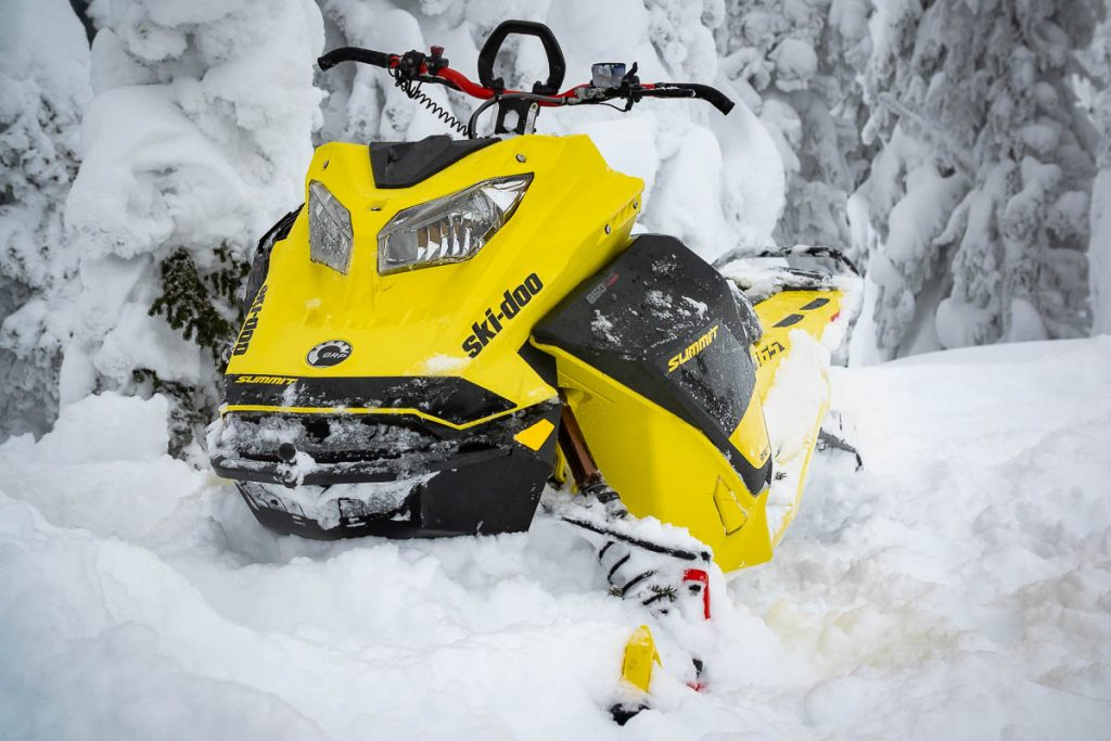 Ski-Doo Summit 850 E-Tec Turbo