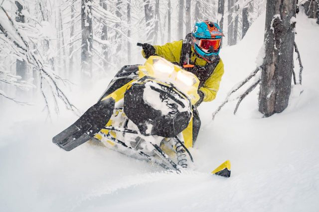 Ski-Doo Summit 850 E-TEC Turbo_
