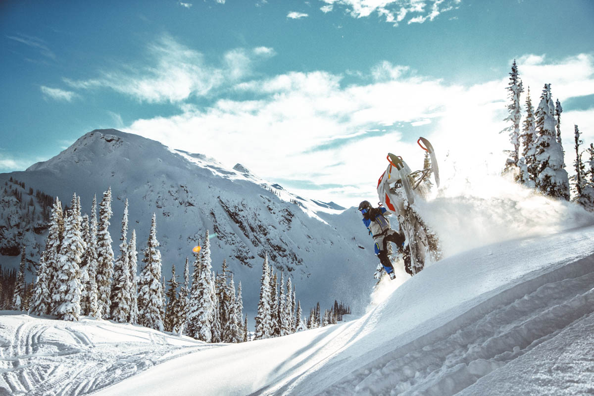 2021 Ski-Doo Freeride 10
