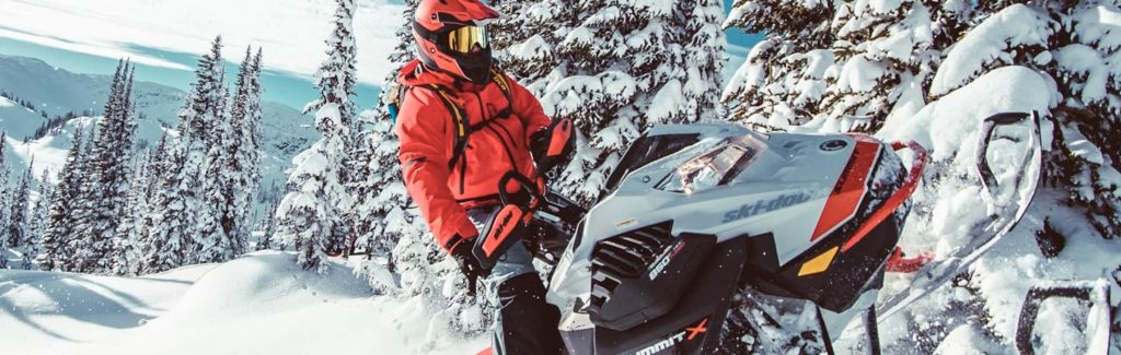 2021 Ski-Doo Snowmobile Lineup