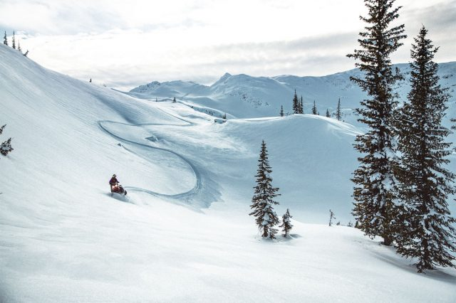 2021 Ski-Doo Summit Lineup