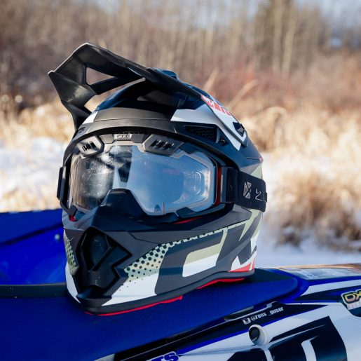 CKX 210 Goggle Review with Clear Lens