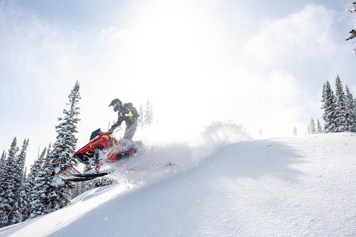 2021 Polaris Snowmobile Mountain Lineup – What's New