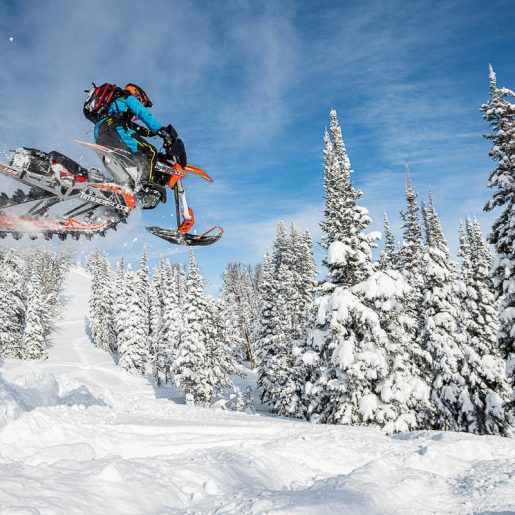 2021 Timbersled Snow Bike Lineup