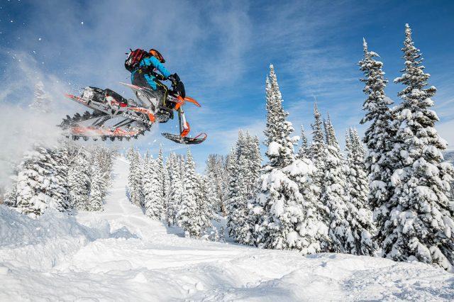 2021 Timbersled Snow Bike Lineup