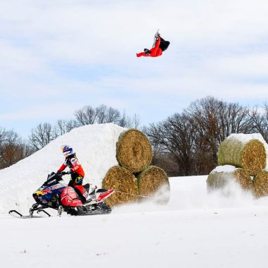 VIDEO – Levi LaVallee Tow Session