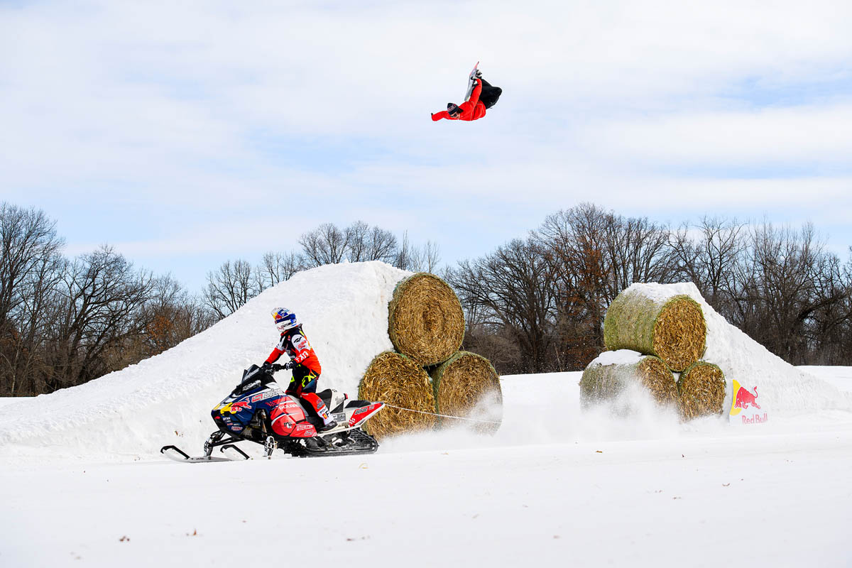 VIDEO –Levi LaVallee Tow Session