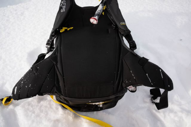 PIEPS JETFORCE Avalanche Airbag Review_-10