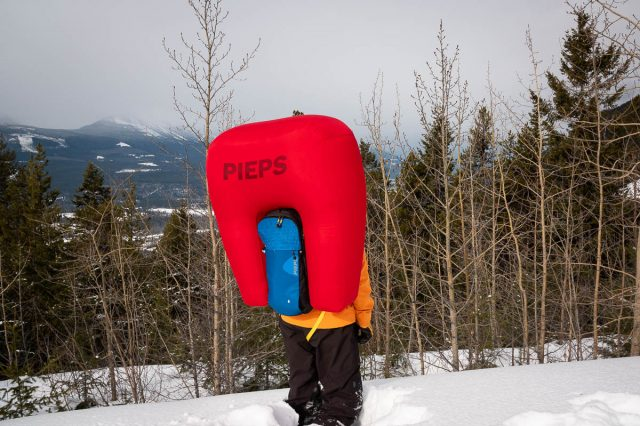 PIEPS JETFORCE Avalanche Airbag Review_-13