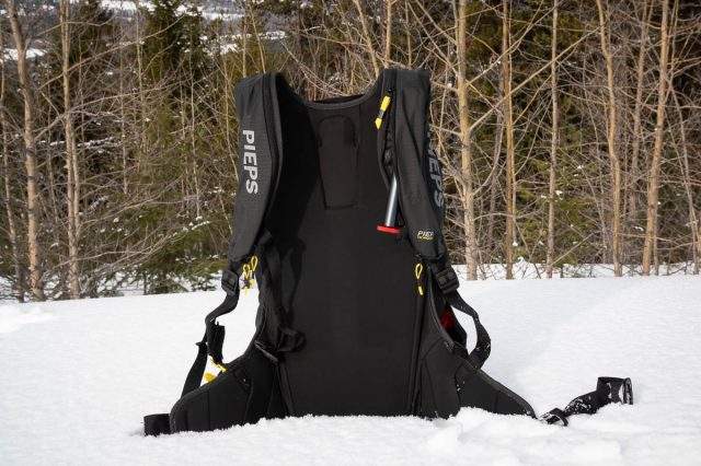PIEPS JETFORCE Avalanche Airbag Review_-4