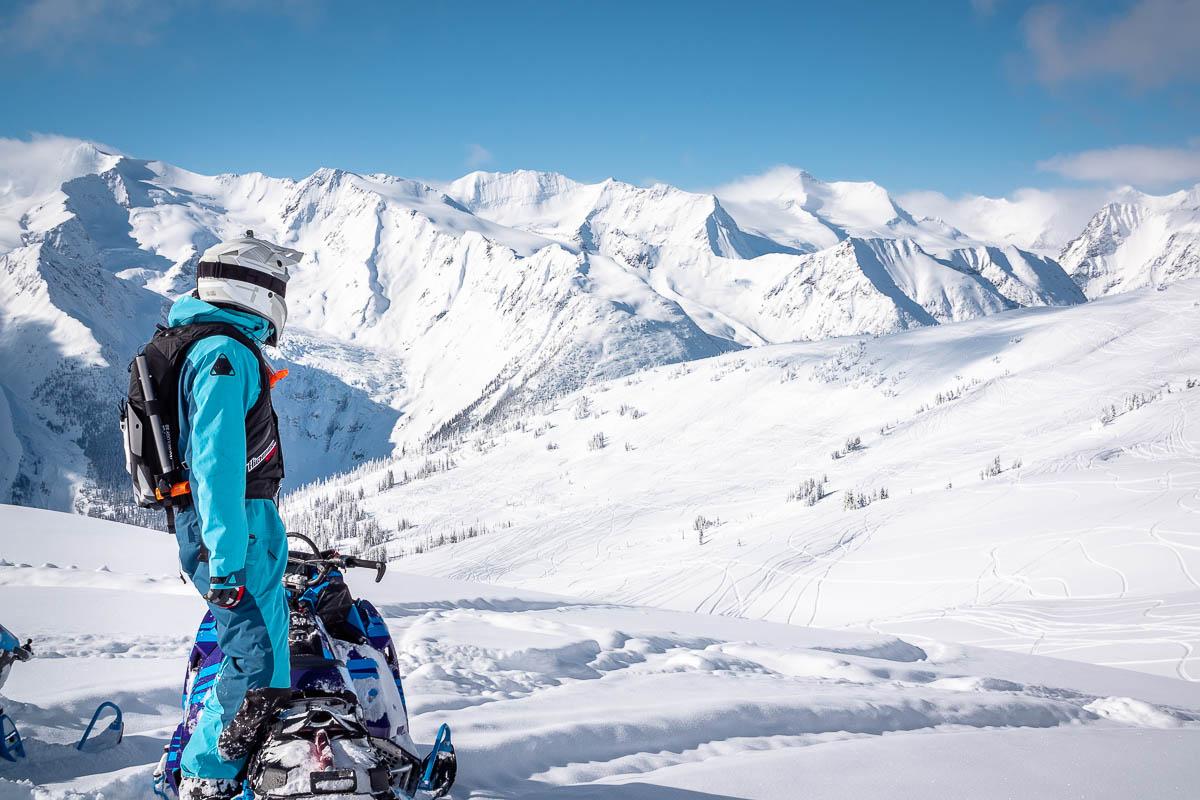 Video Tour of Silent Pass Riding Area Near Golden, BC