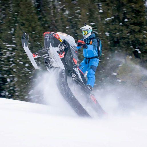 VIDEO –First Ride! Ski-Doo Summit 175 TURBO!