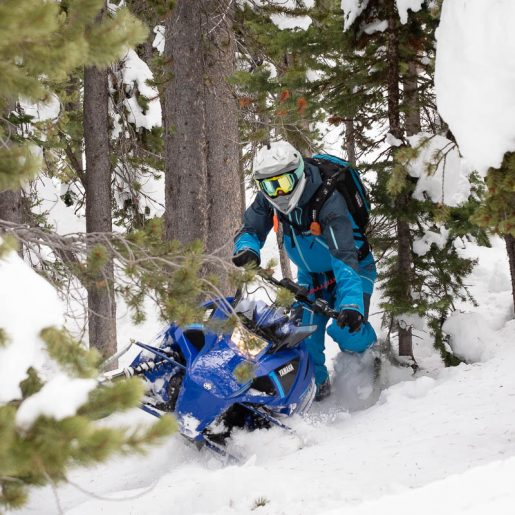 VIDEO – Boondocking! Yamaha SX Venom Mountain & Arctic Cat BLAST M