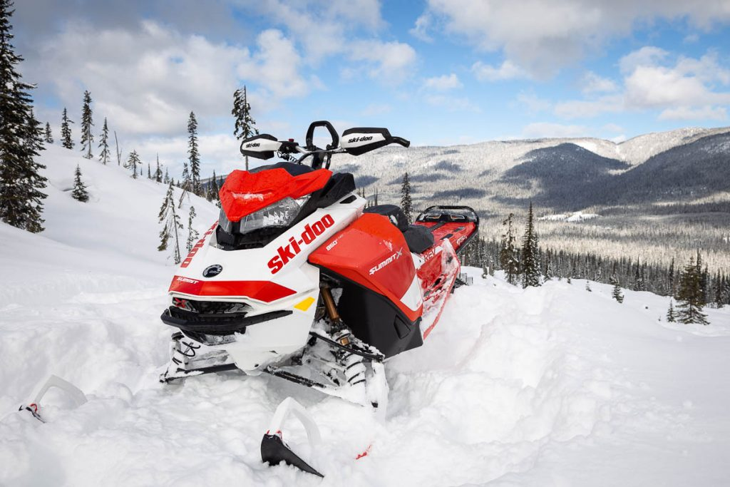 Winter 2019 2020 Snowmobile Sales Ski-Doo Summit Expert