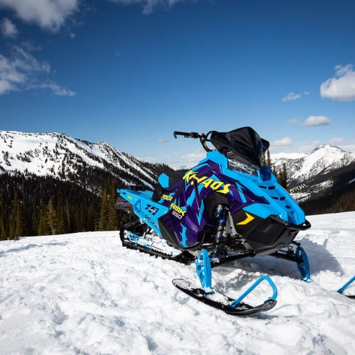 Slight Decline in Snowmobile Sales This Winter Attributed to COVID-19
