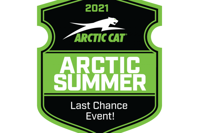 Arctic Summer Badge