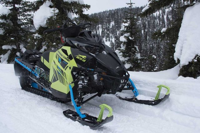 Arctic Cat Re-Opens Sales on 2021 Snowmobile Models