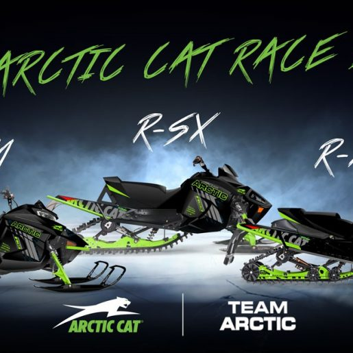 Arctic Cat Renews Passion for Racing with 2021 Race Sleds