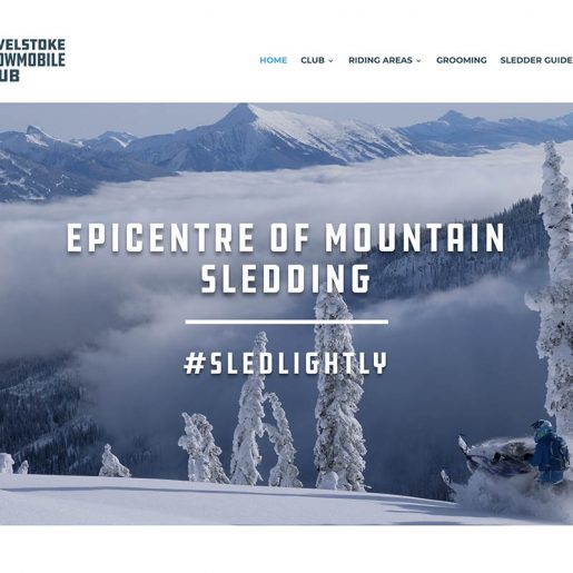 Revelstoke Snowmobile Club New Website and Season Updates