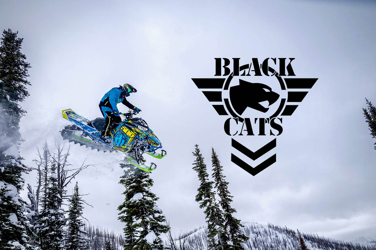 Kyle Saxton and Maverick Walker added to Arctic Cat Black Cats