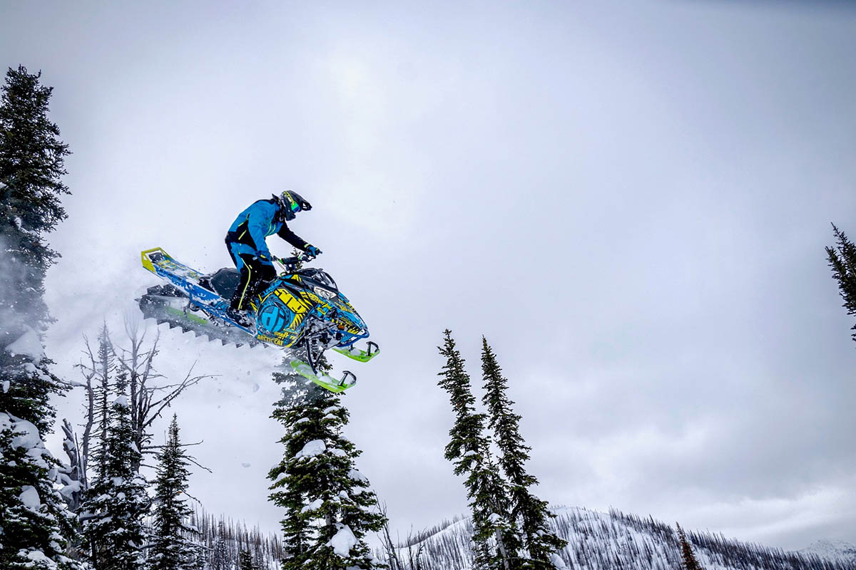 Arctic Cat Black Cats Kyle Saxton