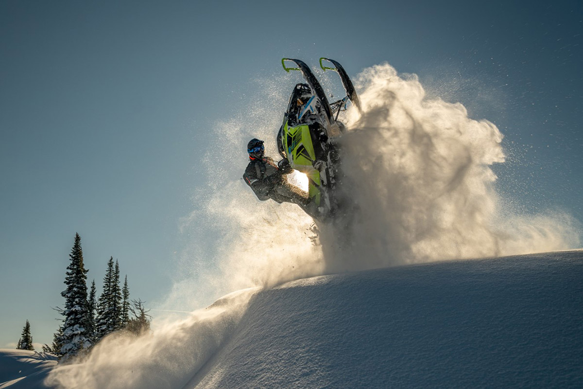 Arctic Cat Black Cats Riley Kincaid